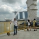 Merlion and Marina Bay Sands